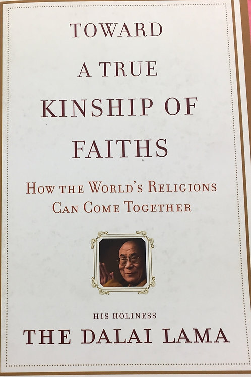 A True Kinship of Faiths