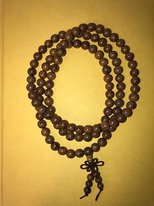 Coconuts wood Mala Beads