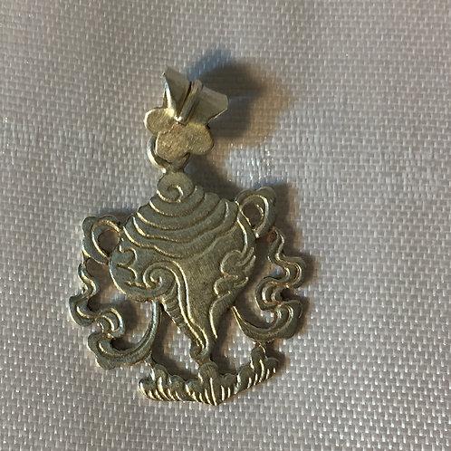 Conch Shell pendant