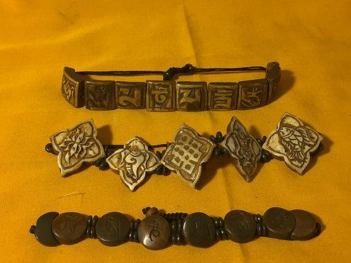 Yak Bone bracelet