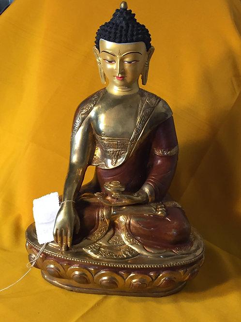 Buddha (bronze)