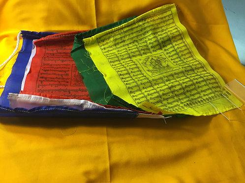 Prayer Flag- Buddha
