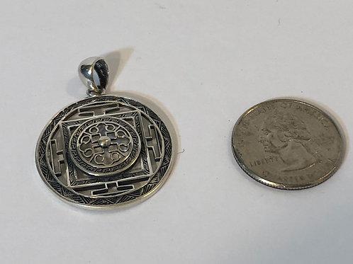 Mandala design Pendant