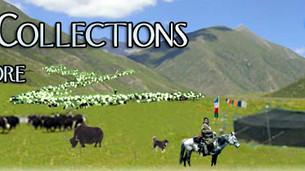 The nomadic life in Tibet