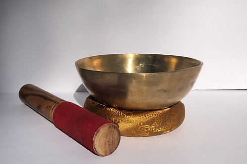Old Tibetan Singing Bowl