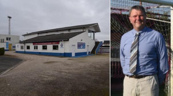 Stadion KAV Dendermonde maakt plaats voor nieuwe sporthal (NB 22-03-21)