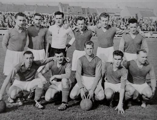 1951-1952 2e klasse met Ferre De Coster
