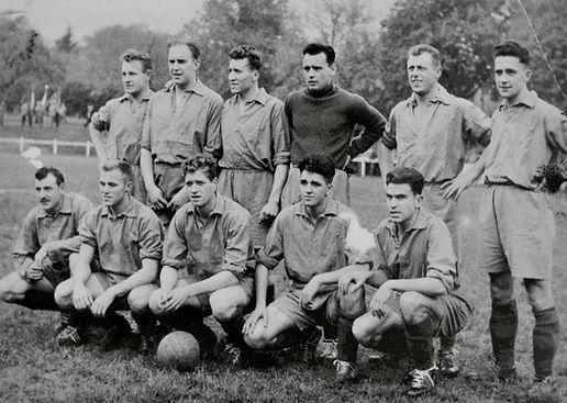 1954-1955  3e klasse met Ferre De Coster