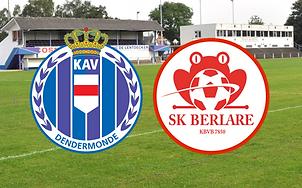 KAVD - SK Berlare logo.png