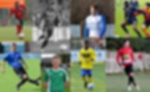Fotocollage nieuwe spelers KAVD 2020-202