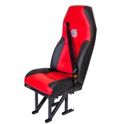 Fixed Helm & Crew Seats