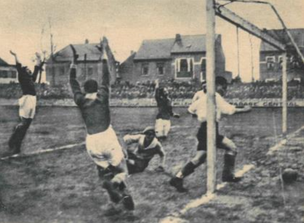 KAVD - RSC Anderlecht 3feb1935 (1e doelp