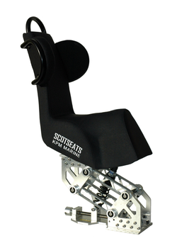 S2J Wide Jockey Seat (With Optional Side Supports)