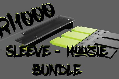 Ri1000 Sleeve/Koozie BUNDLE