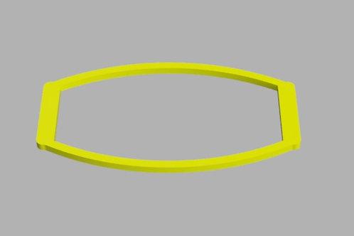Flat Mask Platen Hoop (Set of 3)