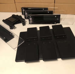 Here are some platens for the Ri3000 and Ri6000 printer!