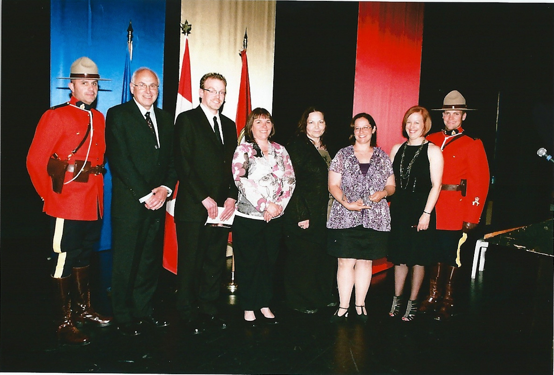 Pride of Strathcona Award