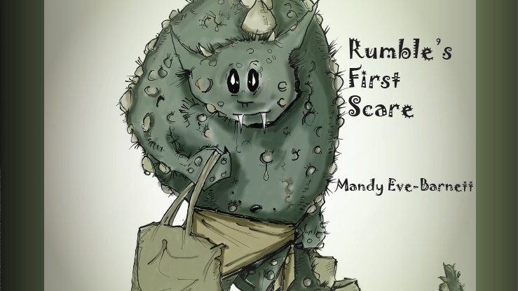 Rumble's First Scare