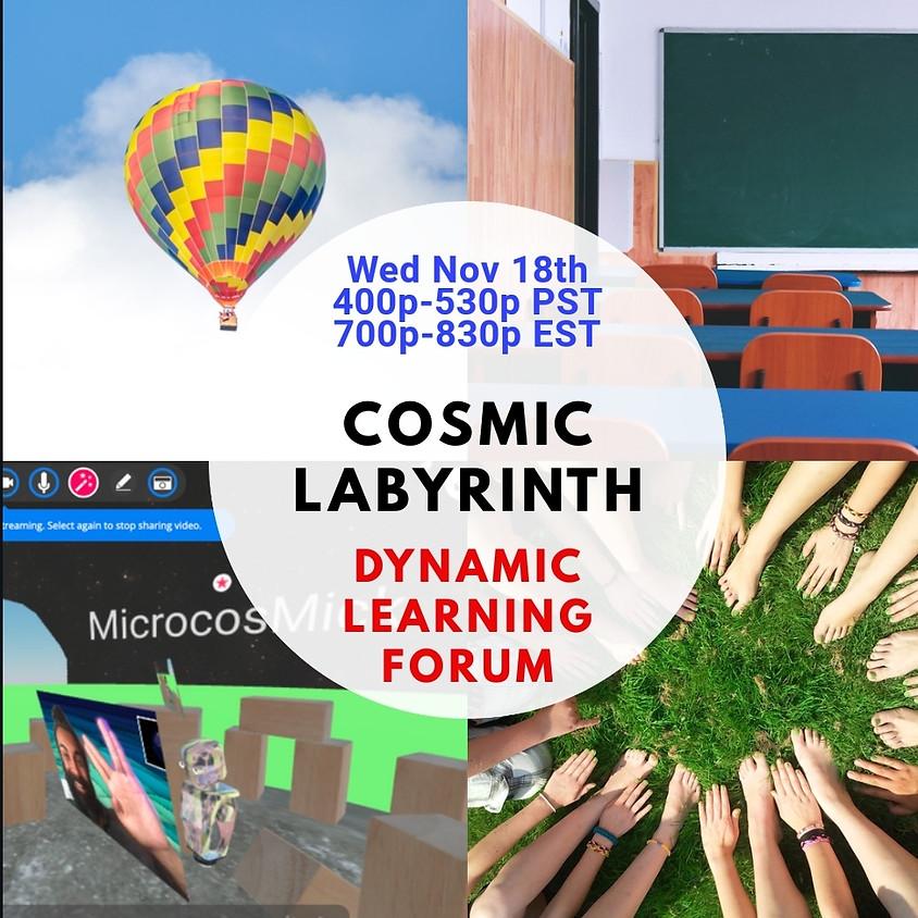 Dynamic Learning Forum