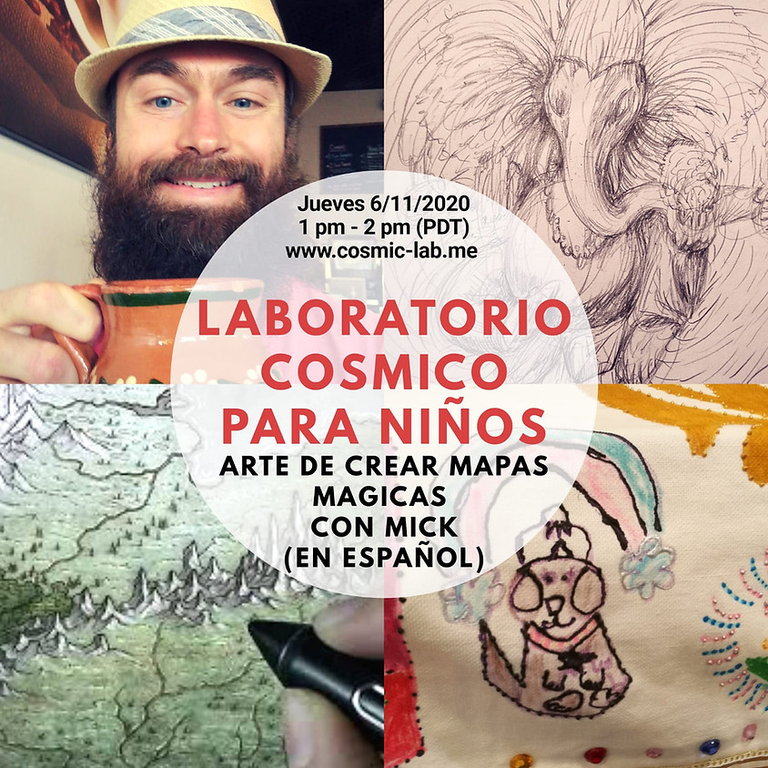 Meditating with Art Playshop (in Spanish!)