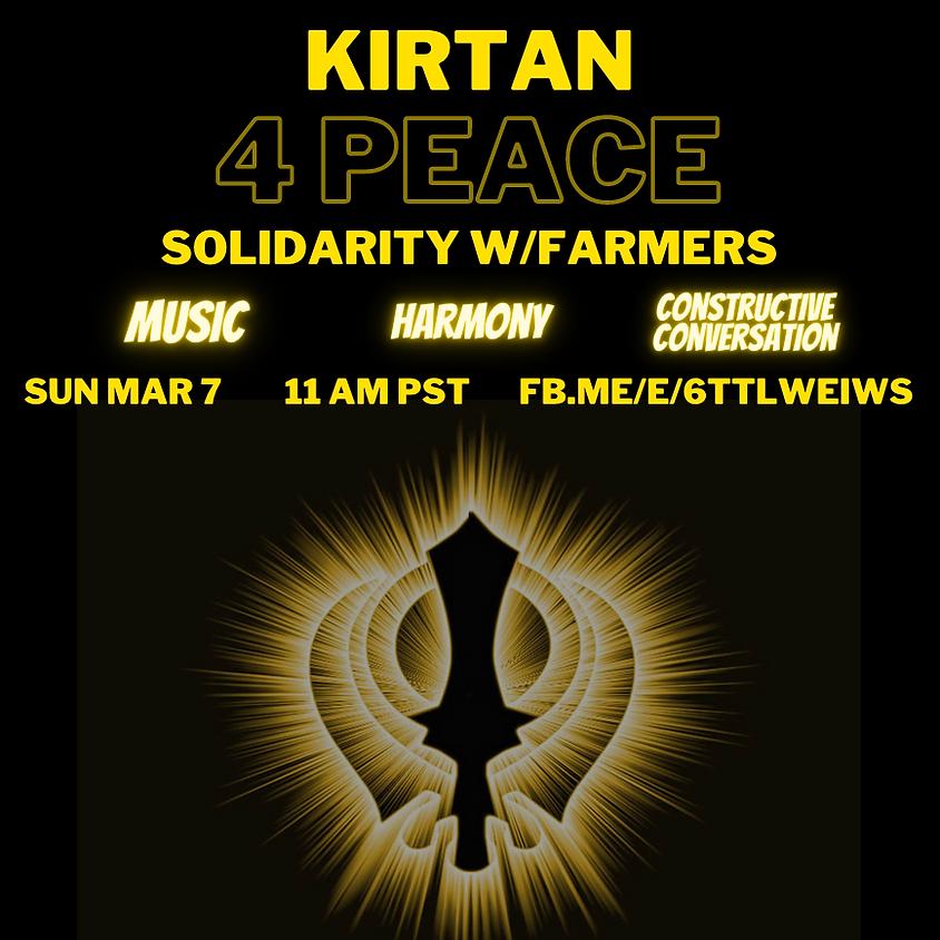 Kirtan 4 Peace