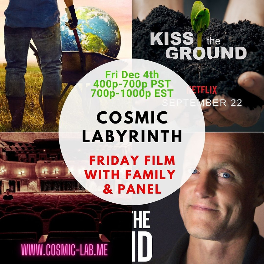 Friday Film with Family - Kiss the Ground