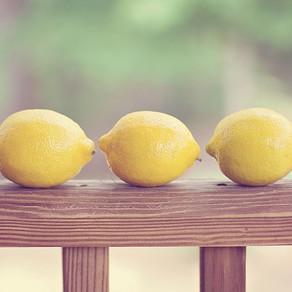 La cure de jus de citron, oui mais…