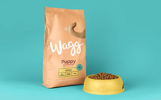 wagg puppy 12kg dog food dry food premium economy