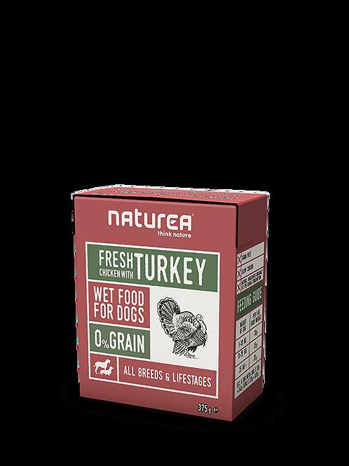 Chicken w/ Turkey 375g