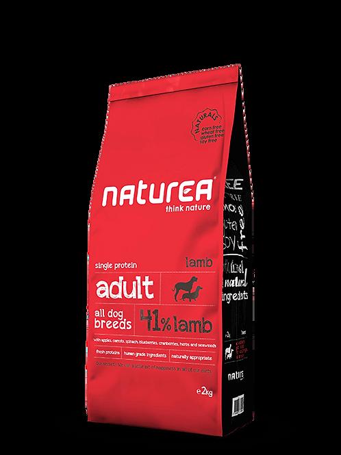 Naturals Adult Lamb 2kg