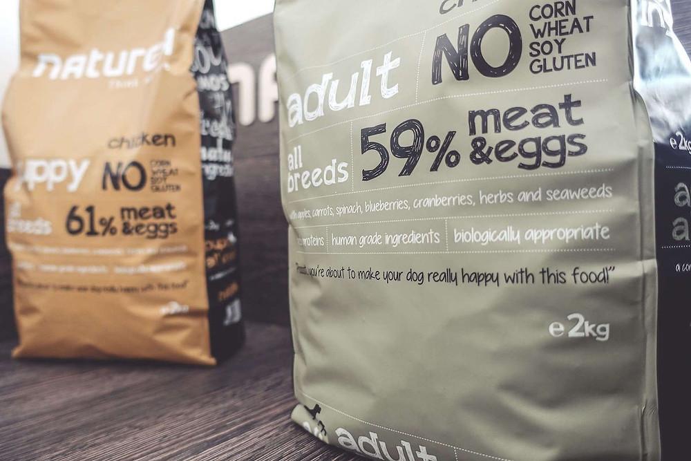 naturea cyprus naturals dog food dry foods