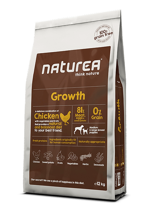 Grain Free Growth 12kg