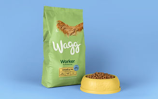 wagg greece dog dry food worker energy 16kg