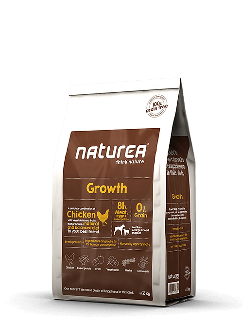Grain Free Growth 2kg
