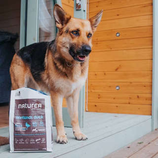 naturea duck dog food dry food