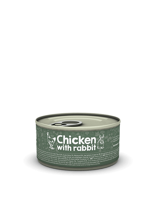 Chicken with Rabbit 85g