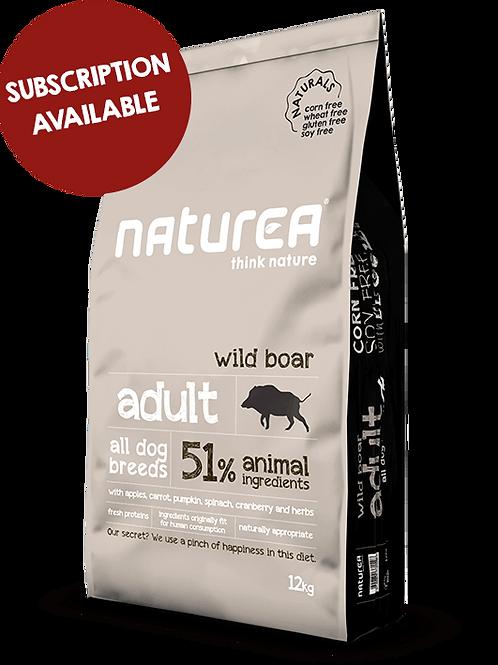 Naturals Wild Boar 12kg