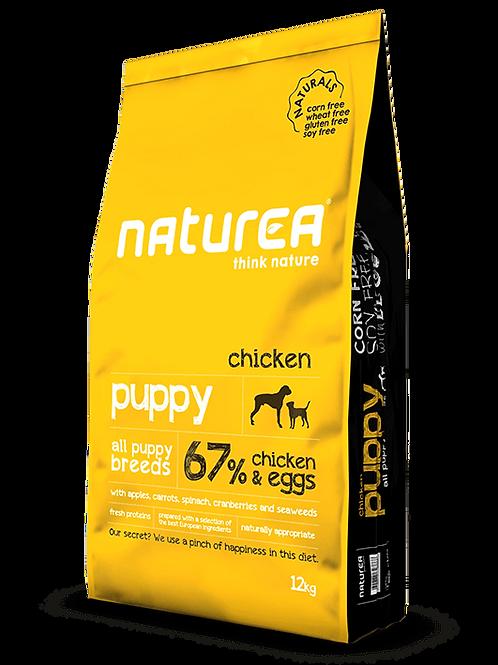 Naturals Puppy Chicken 12kg