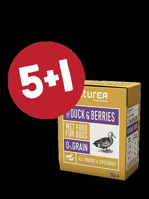 Duck & Berries 375g (5+1)