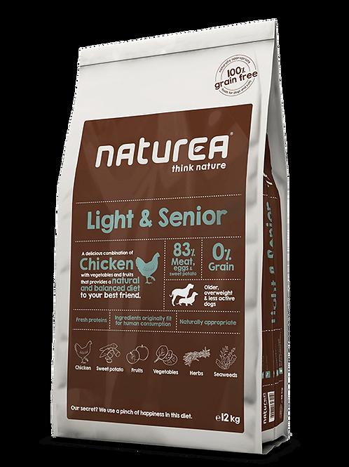 Grain Free Light & Senior 12kg