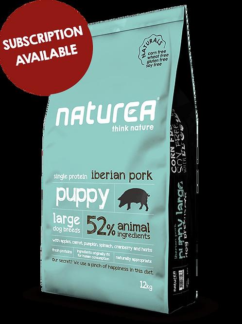 Puppy Large Iberian Pork 12kg