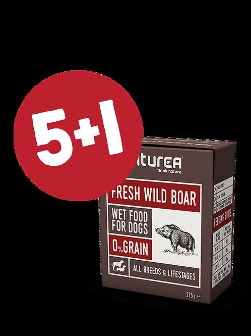 Wild Boar 375g (5+1)