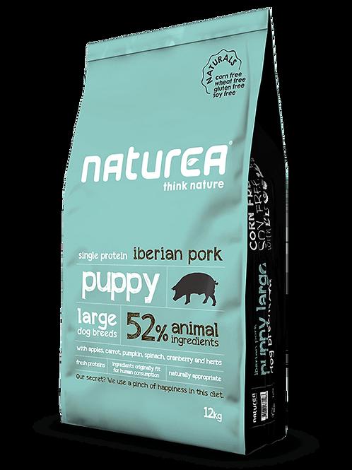 Naturals Puppy Large Iberian Pork 12kg