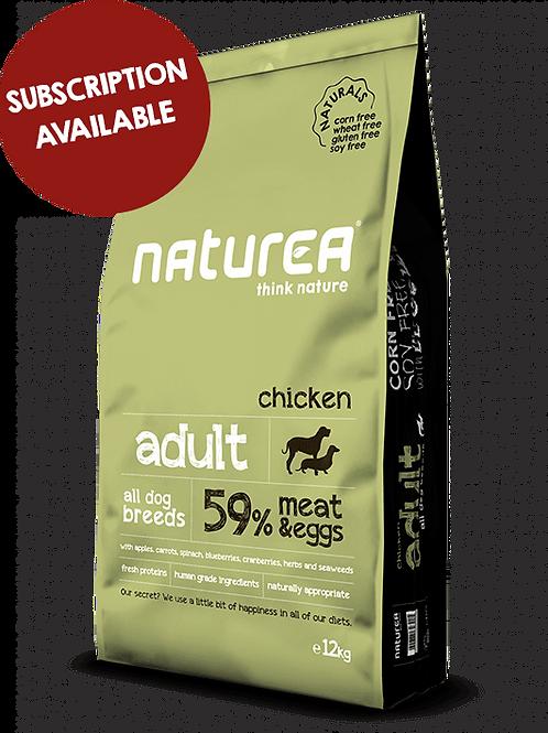 Naturals Adult Chicken 12kg