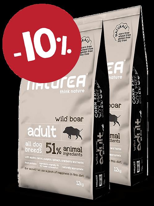 Naturals Wild Boar 24kg
