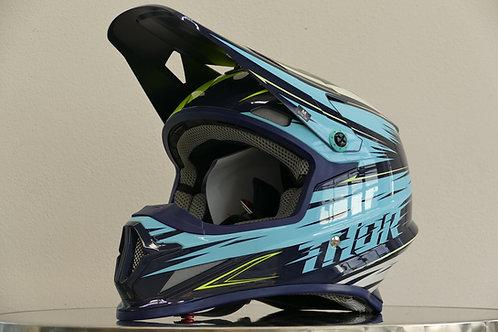 THOR Sector Warp MX Helm