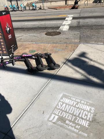 Sidewalk Stencils