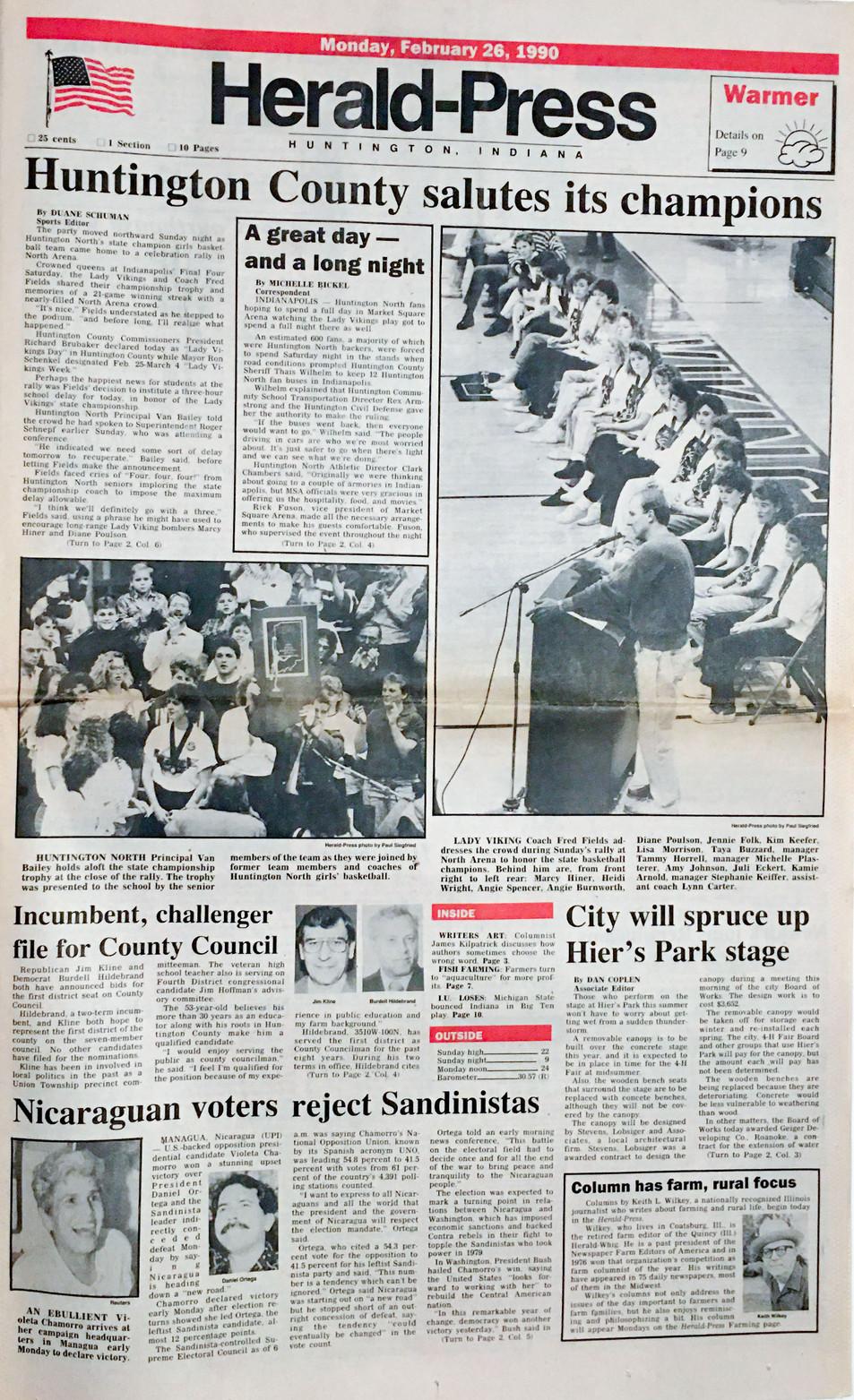 1990 Celebration