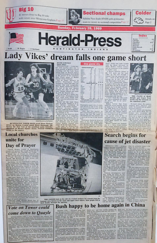 1989 Finals