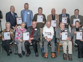 Huntington County Honors inducts 10 new members